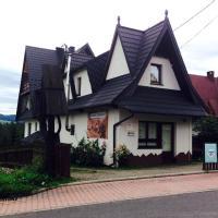 Gościniec Odsapka, hotel in Murzasichle