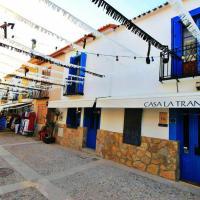 La Trancada, hotel en Isla de Tabarca