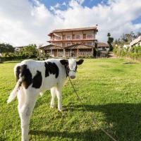 Hostal Taita Cristobal, hotel em Hacienda Provincia