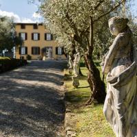 Villa Belvedere, hotell i Lucca