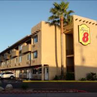 Super 8 by Wyndham Las Vegas North Strip/Fremont St. Area, отель в Лас-Вегасе