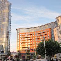 Gunwharf Quays Modern Apartment