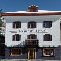Pension de la Poste, hotel in Zinal