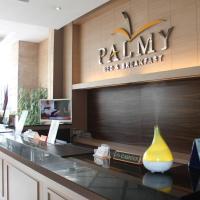 Palmy Hotel, hotel di Tanjungredep