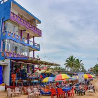 Hotel Dolphin Hikkaduwa, отель в Хиккадуве