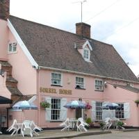Sorrel Horse Inn, hotel in Ipswich