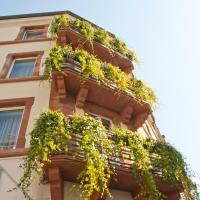 Hôtel le Grillon, hotel in Strasbourg