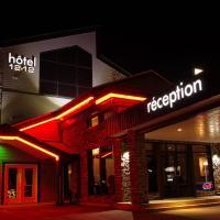 Hôtel-Motel 1212, hotel em Degelis