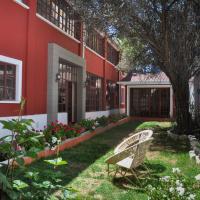 Anami Hotel Boutique, hotel in La Paz