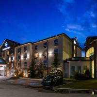 Best Western Rocky Mountain House, hotel em Rocky Mountain House
