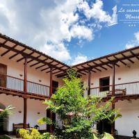 La Casona Monsante, hotel in Chachapoyas