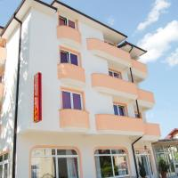 Hotel Montenegro, hotel em Struga