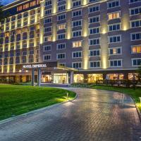 Hotel Imperial Plovdiv, hotel in Plovdiv