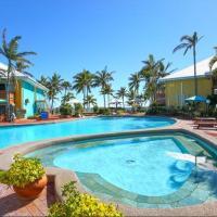 Ocean View Resort Apartment, hotel em Eimeo