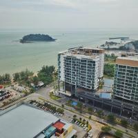 D'Wharf Hotel & Serviced Residence, hotel di Port Dickson