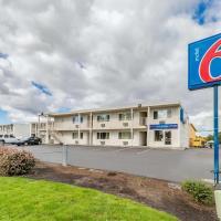Motel 6-Beaverton, OR