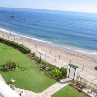 Aguamarina B2 Vistas al mar Primera línea de playa, отель в городе Михас-Коста