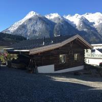 Chalet Alpentraum, hotel in Bludenz