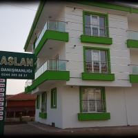 Dr Aslan Apart Hotel, отель в городе Эсенбога