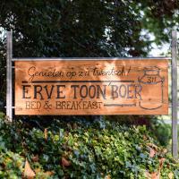 Erve Toon'boer, hotel in Mander