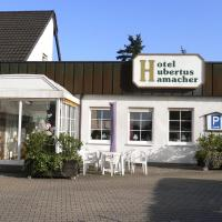 Hotel Hubertus Hamacher, hotel in Willich