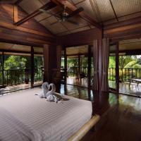 Bambuh Boutique Homestay, hotel in Ban Den