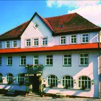 Hotel Adler, hotel in Sankt Georgen im Schwarzwald