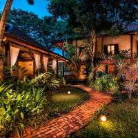 AMATAO Tropical Residence, hotel in Siem Reap
