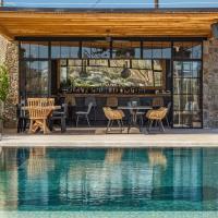 Portes Suites & Villas Mykonos、ミコノス・シティのホテル