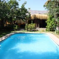 Tikay Suite Hotel, hotel en Copiapó