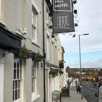 The North Hill Hotel, hotel in Colchester