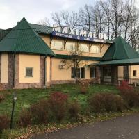 Hotel Maximaldi, отель в городе Verzilovo
