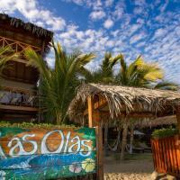 Las Olas, hotel in Máncora