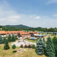 Resort Malevil, отель в городе Яблонне-в-Подьештеди