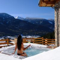 Wellness Paradise, hotel in Ziano di Fiemme