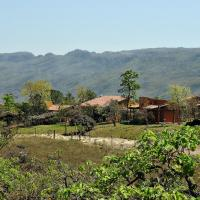 Pousada Encantos do Cerrado, hotel in Delfinópolis