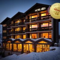 Hotel Gädi, hotel in Grächen