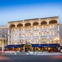 The Adelphi Hotel, hotel in Saratoga Springs