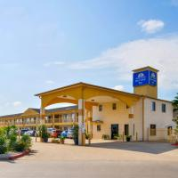Americas Best Value Inn & Suites Waller/Prairie View, hotel in Waller