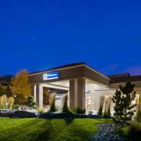 Best Western Mountainview Inn, hotel em Golden