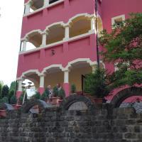 Rosa Villa, hotel din Băile Olăneşti