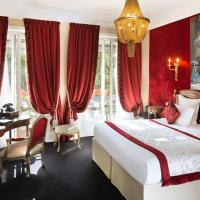 Hôtel & Spa de Latour Maubourg, hotelli Pariisissa