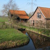 De Lage polder, hotel in Linschoten