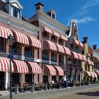 Hotel Anna Casparii, hotel in Harlingen