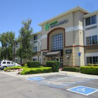 Extended Stay America - Pleasanton - Chabot Dr., hotel in Pleasanton
