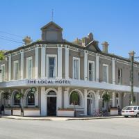 The Local Hotel, hotel in Fremantle