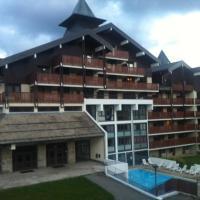 Terrasses Du Mont Blanc, hotel in Le Praz de Lys