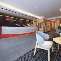 Thank Inn Chain Hotel Henan Pingding Mountain Kuanggong Road Old Bus Station, отель в городе Pingdingshan
