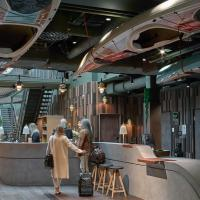 Downtown Camper by Scandic, hotel in Stockholm