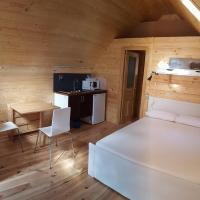 Camping Pico De La Miel, hotel en La Cabrera